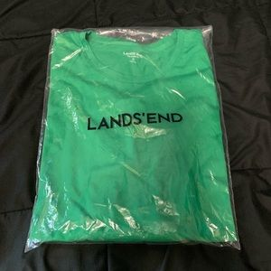Unopened Lands End Long Sleeve Shirt